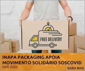 INAPA PACKAGING APOIA MOVIMENTO SOLIDÁRIO SOSCOVID