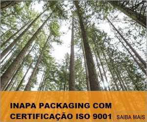 INAPA PACKAGING COM CERTIFICAÇÃO ISO 9001