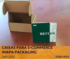 CAIXAS PARA ECOMMERCE INAPA PACKAGING