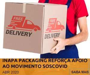 INAPA PACKAGING REFORÇA APOIO AO MOVIMENTO SOSCOVID PORTUGAL
